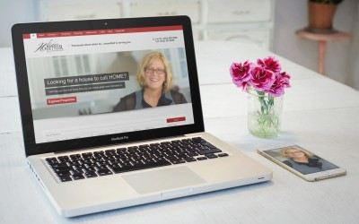 Diane Hostettler Real Estate Website