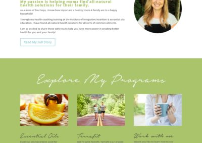 health coach doterra essential oils website