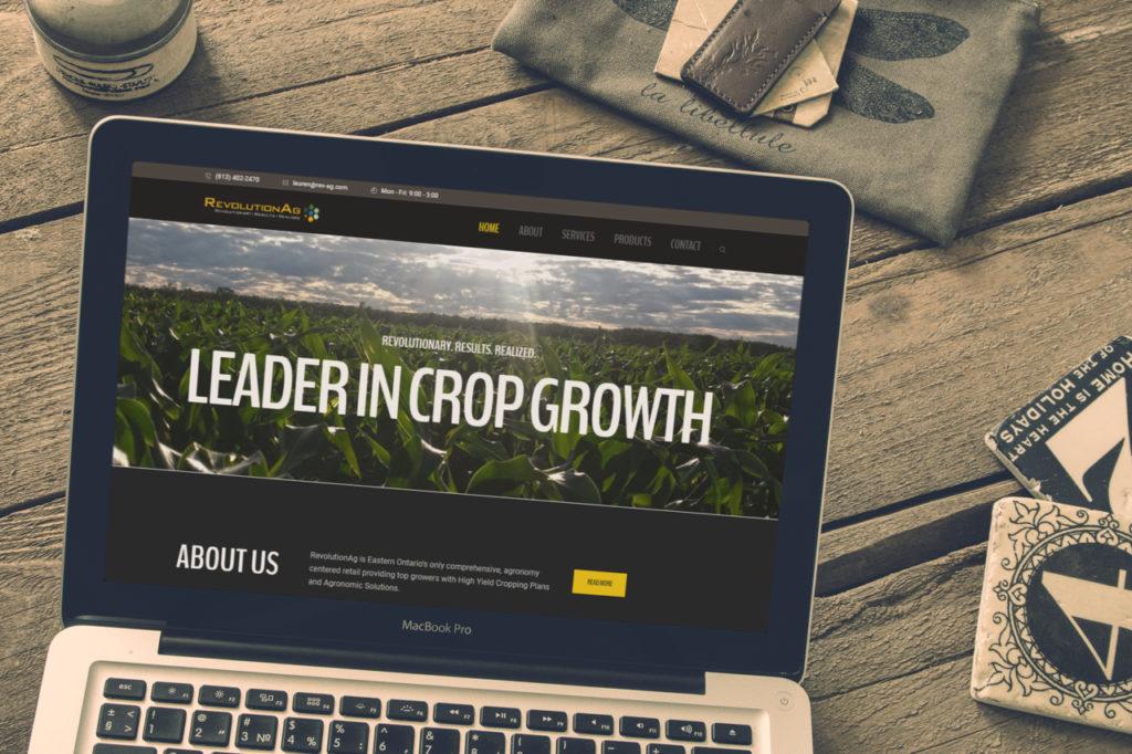 farmer website design ottawa