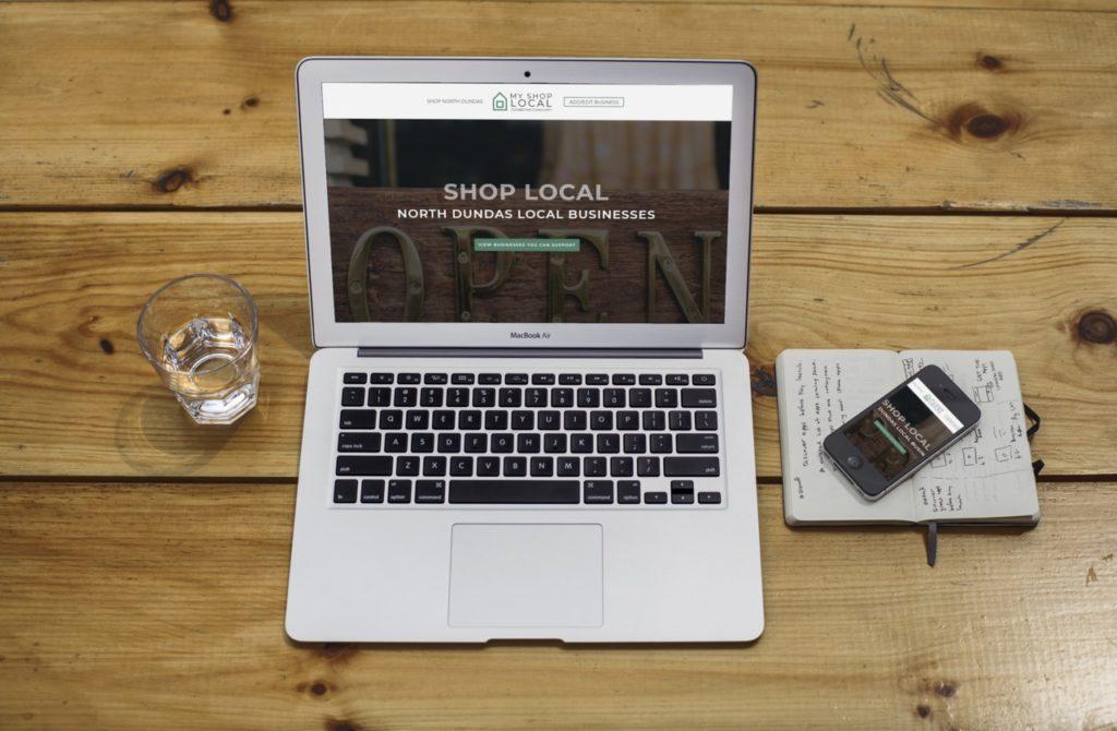 insurance company website design and seo ottawa