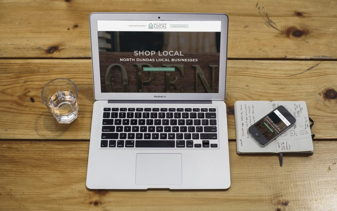 MyShopLocal Directory Website