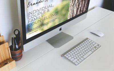 Brandi Spruit Therapy Website