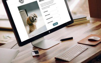 Barking Barber Grooming Website