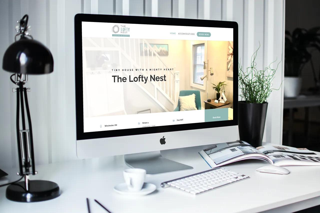 airbnb website design ottawa